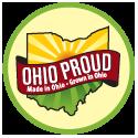 Ohio Proud. Made in Ohio. Grown in Ohio.