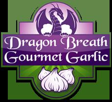 Dragon Breath Gourmet Garlic Logo